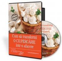 Ciuperci Champignon - O afacere de milioane!