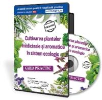 Cultivarea plantelor medicinale si aromatice in sistem ecologic