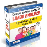 Culegere pentru invatarea limbii engleze
