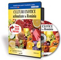 Culturi exotice aclimatizate in Romania