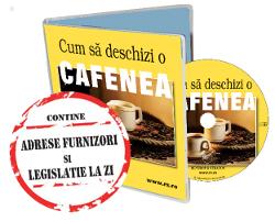 TOTUL despre infiintarea si conducerea unei cafenele