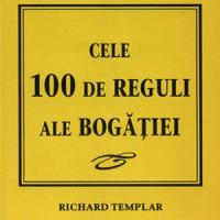 S-a lansat Ghidul imbogatirii si al prosperitatii: 100 de reguli ale bogatiei!