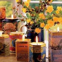 Confectionarea lumanarilor decorative: Tipuri de matrite utile