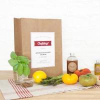 Chefday ofera cursuri de arta culinara si livreaza si ingredientele la usa casei tale!