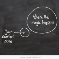 Sa te simti confortabil in zona de inconfortabilitate...