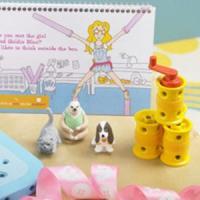 Kit distractiv pentru fetitele cu viitor in inginerie!