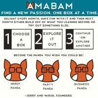 Idei de afaceri interesante - Invata un hobby prin abonament!