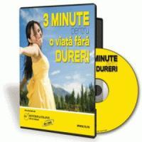 3 minute pentru o viata fara dureri!
