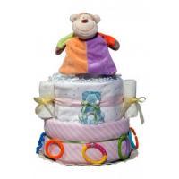 Tortul de scutece - o idee inedita de afacere pentru bebelusi!