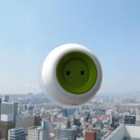 Afaceri cu produse de viitor: Priza solara care se lipeste pe fereastra!