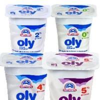 Olympus a pus pe piata iaurtul cu 0% grasime