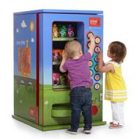 Afaceri geniale - Vending machine-uri adresate copiilor!