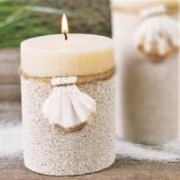 De la hobby la afaceri profitabile: Cum confectionam lumanari in nisip?