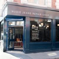 Un brand altfel, o afacere inedita, servicii pe masura: Nudie Jeans Repair Shop