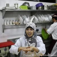 O afacere ce merge dincolo de profituri - Atfaluna, un restaurant exceptional din Fasia Gaza!