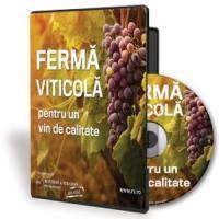 Afaceri agricole in Romania: Ferma viticola pentru un vin de calitate