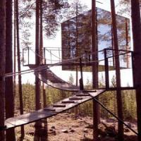 Idei de afaceri din Suedia: Hotelul invizibil!