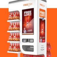 Idei de afaceri geniale - Freeosk, vending machine-ul care iti ofera mostre gratuite in schimbul informatiilor dorite