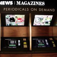 Meganews a dezvoltat primul stand print-on-demand!