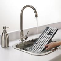 Logitech a lansat tastatura lavabila!