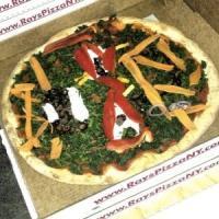 Afaceri originale - Picteaza-ti propria pizza!
