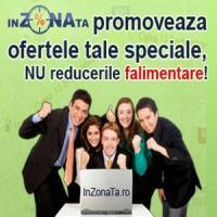InZonaTa promoveaza ofertele tale speciale, nu reducerile falimentare!