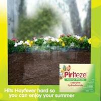 O campanie de advertising ca la carte: Piriteze si bariera contra alergiilor!