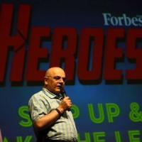 Forbes Heroes Editia I. Eroii nu se nasc, se educa