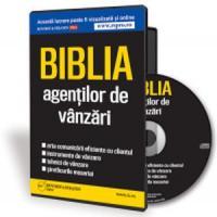 Biblia Agentilor de Vanzari, ghidul practic pentru a intelege arta vanzarilor de succes