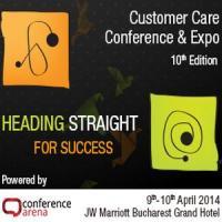 Conferinta Customer Care, 9 - 10 aprilie, la Bucuresti