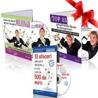 35 greseli facute de antreprenori - Biblia Antreprenorului - 10 afaceri cu 500 de euro