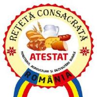 Noul logo al produselor alimentare obtinute dupa retete consacrate romanesti