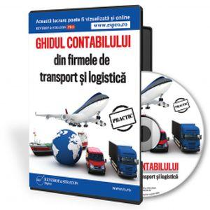 NOU: Ghidul contabilului din firmele de transport si logistica
