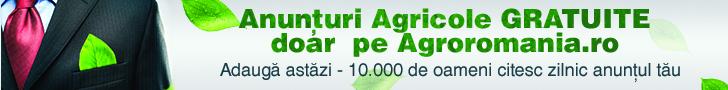 Anunturi agricole gratuite